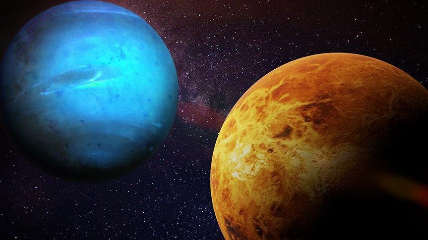 Venüs ve Neptün sert açıda: Aşkta hayal kırıklıkları kapıda