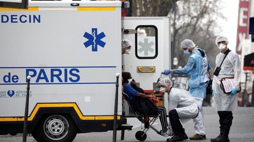 Fransa'da salgınla mücadelede yeni karar!