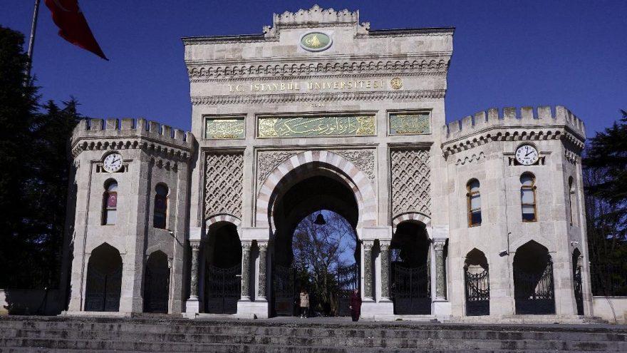 İstanbul Üniversitesi taban puanları: İstanbul Üniversitesi 4 yıllık bölümlerin en düşük puanları