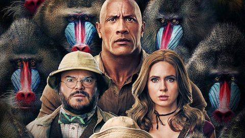 Jumanji Vahşi Orman filmi konusu ne? Jumanji oyuncuları kimler?