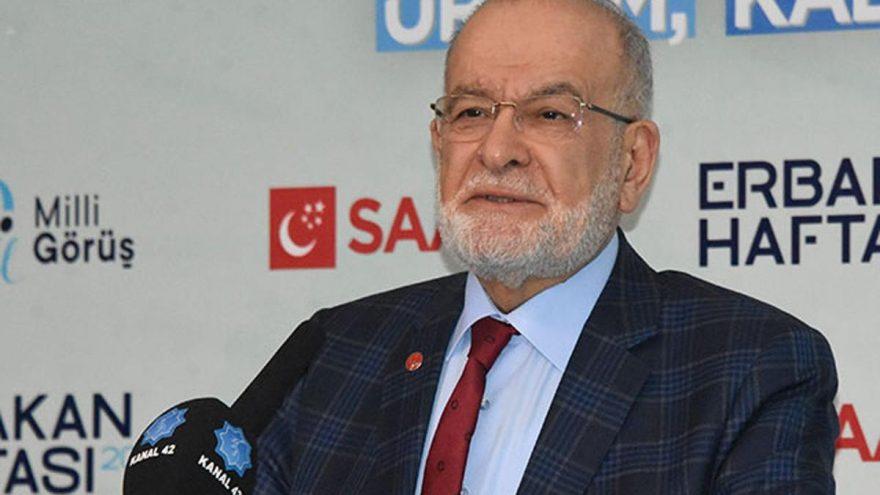 Karamollaoğlu'ndan Kılıçdaroğlu'na tebrik!