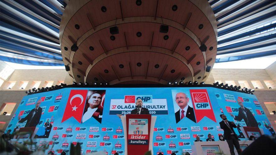 CHP'de kurultay tamamlandı: Parti Meclisi'ne giren isimler belli olmaya başladı