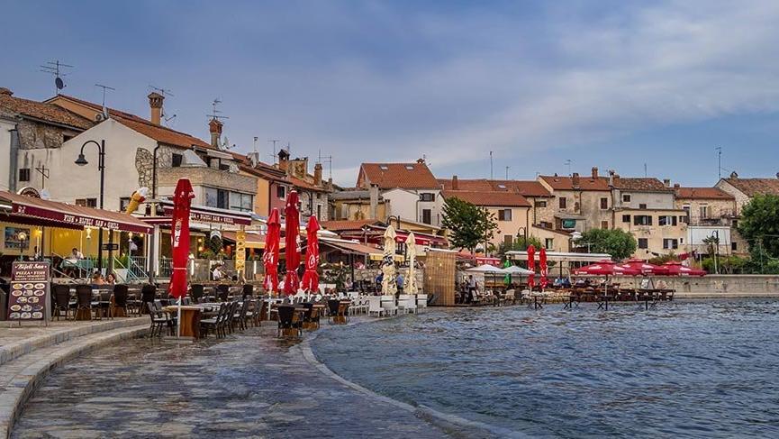 Hırvatistan'ın büyüleyici kasabası Umag