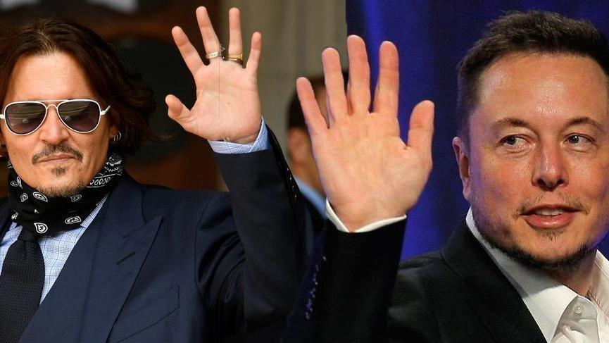 Johnny Depp Elon Musk'u cinsel organını kesmekle tehdit etti, Musk kafes dövüşü teklifi geldi