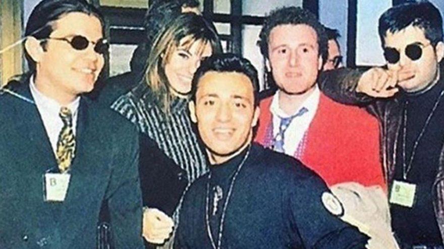 Defne Samyeli ve Mustafa Sandal aynı karede