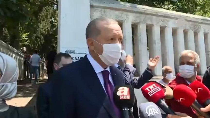 Erdoğan'dan bayram uyarısı: Çok ama çok dikkat edilmesini milletimden rica ediyorum