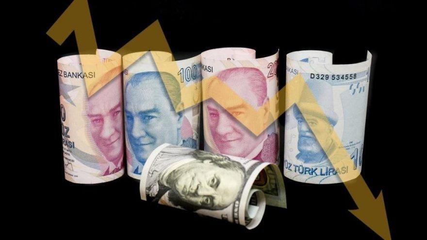 Bloomberg: Kamu bankaları lirayı savunmak için 2 günde 2 milyar dolar sattı