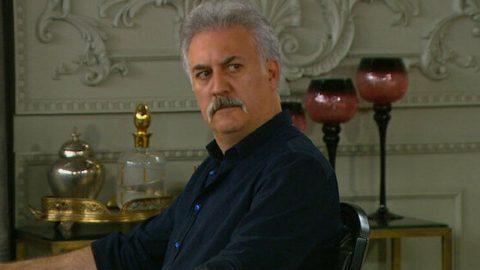 Oyuncu Tamer Karadağlı'dan şaşırtan terlik açıklaması