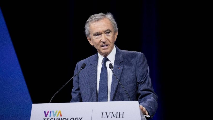 LVMH, yılın ilk altı ayında net kârın yüzde 27 düştüğünü açıkladı