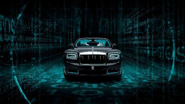 Rolls-Royce Ghost için geri sayım başladı!