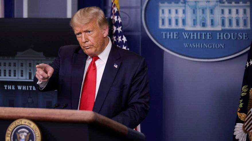 Trump gazetecilere yakındı: Kimse beni sevmiyor
