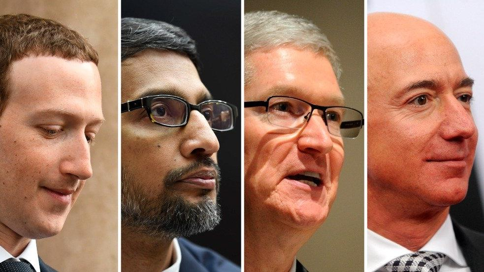 Son yılların en büyük teknoloji soruşturmasında sözler CEO'larda