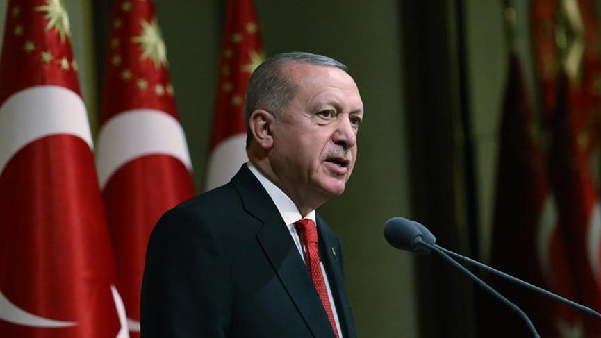 Erdoğan'dan 'Kurban Bayramı' mesajı: 'Zaferle neticelendirmekte kararlıyız'