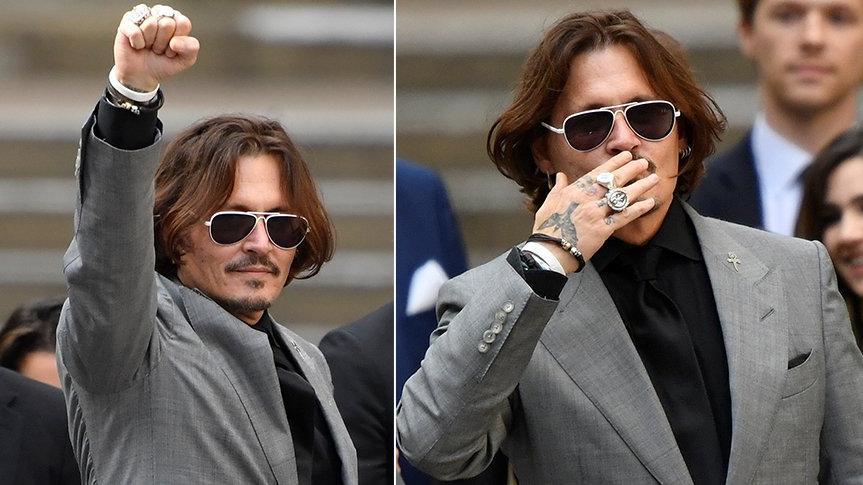 The Sun gazetesinden Johnny Depp iddiası: O, kadın düşmanı ve umutsuz bir bağımlı