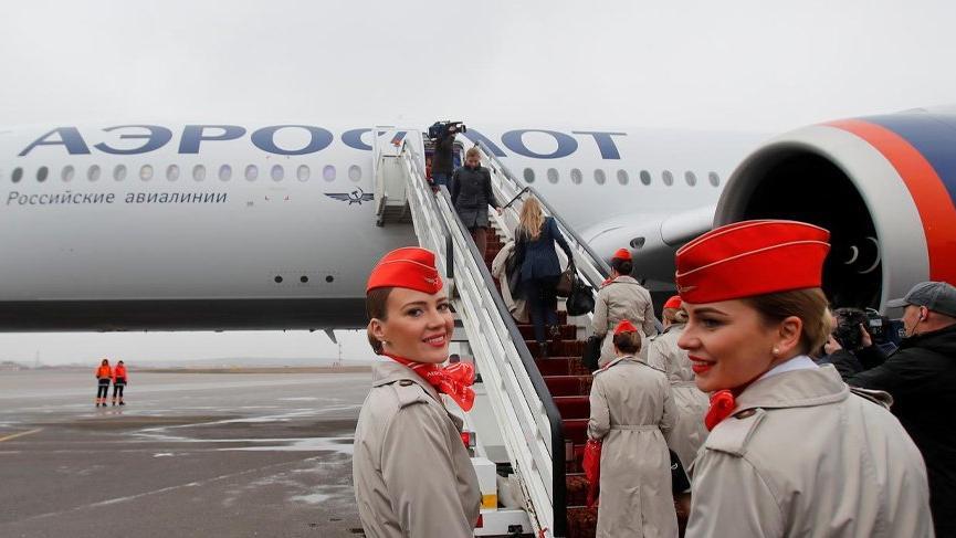 Rus hava yolu firmasından İstanbul açıklaması!