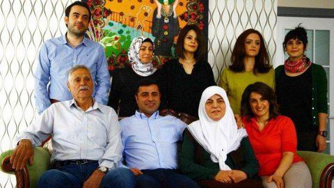 Selahattin Demirtaş'ın bayram mesajı