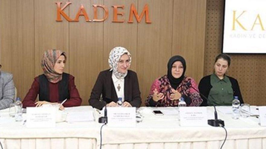 KADEM'den İstanbul Sözleşmesi'ne dair 16 Maddelik destek açıklaması geldi!