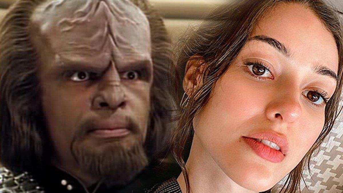 Dilan Çiçek Deniz karantinada Klingon dilini öğrenmeye başlamış