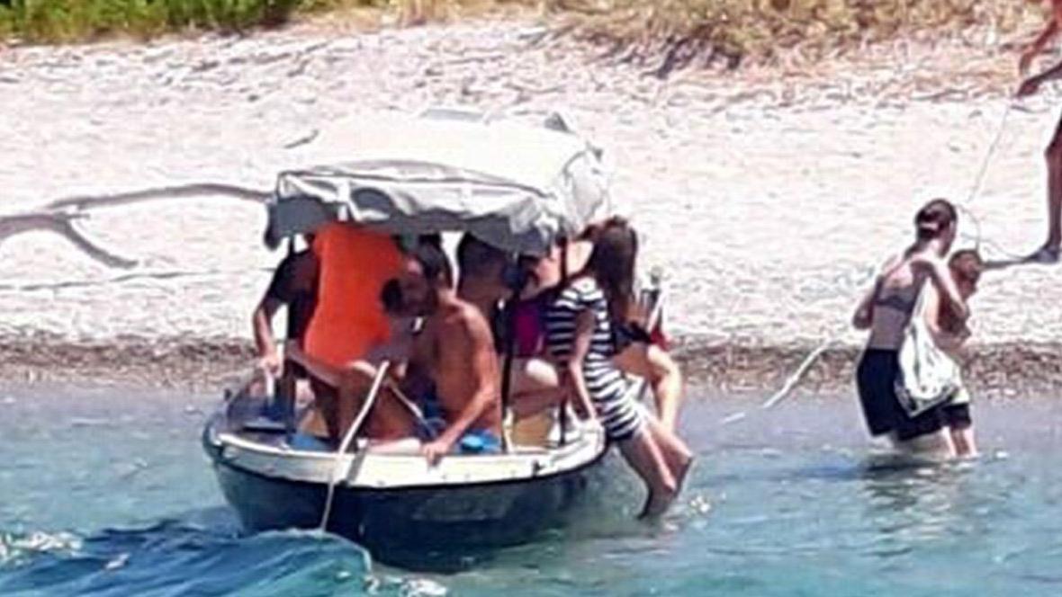 Foça'da tekne faciası böyle geldi... Korkunç iddialar doğru çıktı