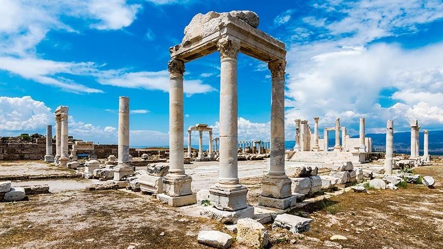 Anadolu'nun en önemli antik kentlerinden Laodikeia