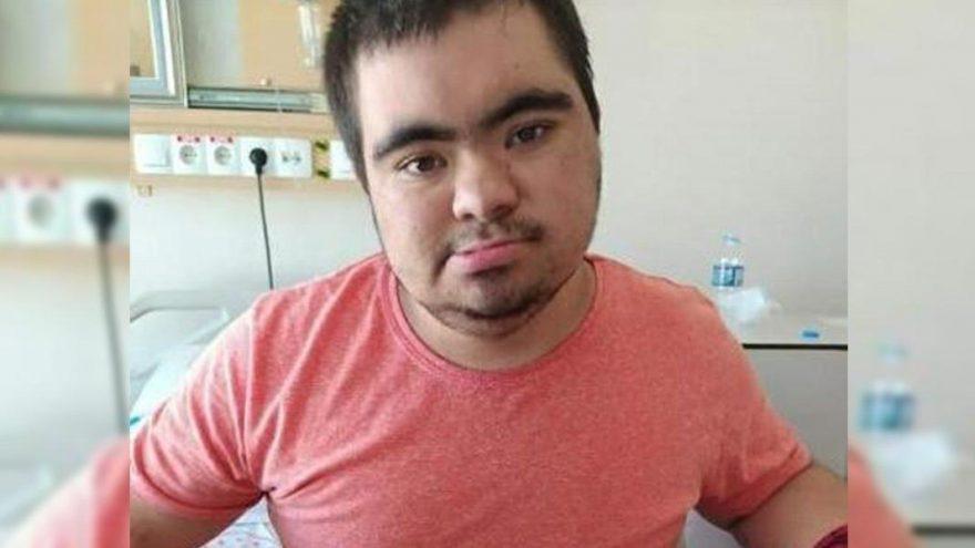 20 yaşındaki down sendromlu Muhammed, coronaya yenik düştü