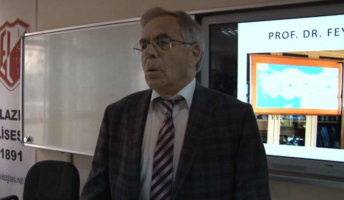 Prof. Dr. Feyzi Bingöl Malatya depremini SÖZCÜ'ye değerlendirdi: Daha büyüğünü bekliyoruz!