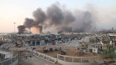 Beyrut patlaması nerede ve nasıl oldu? Beyrut patlamasında son durum nedir?