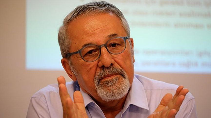 Prof. Dr. Naci Görür, bölgedeki fay hattına 31 Temmuz'da dikkat çekmişti
