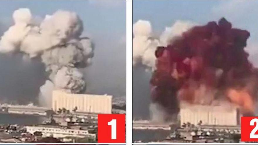 Beyrut'taki patlamada 6 Türk vatandaşı yaralandı