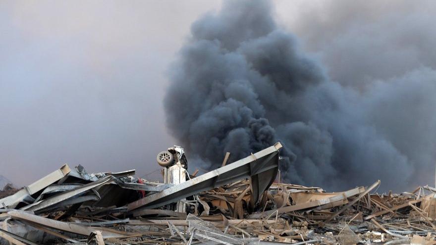 Beyrut'ta patlama neden oldu? Beyrut patlamasının sebebi ne?