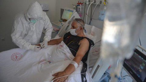Reuters, Ankara'daki Covid-19 belgesine ulaştı! Türk doktorlar verileri paylaştı...