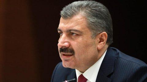 Sağlık Bakanı Fahrettin Koca'dan 'hastanelerin kapasitesi doldu' iddialarına yanıt