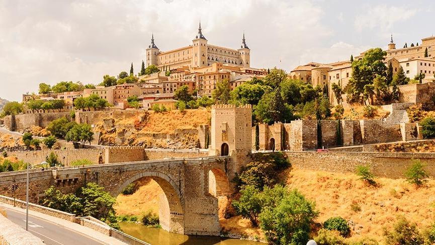 İspanya'nın UNESCO Dünya Mirası Listesi'ndeki Kenti Toledo