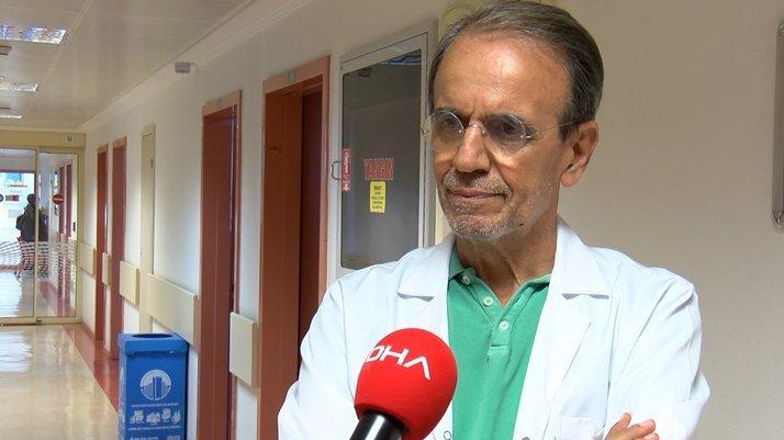 Prof. Dr. Mehmet Ceyhan'dan okulların açılmasıyla ilgili önemli açıklama