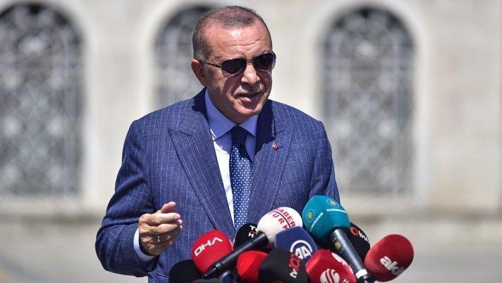 Erdoğan'ın 'buzdolabı' açıklaması sosyal medyada gündem oldu!