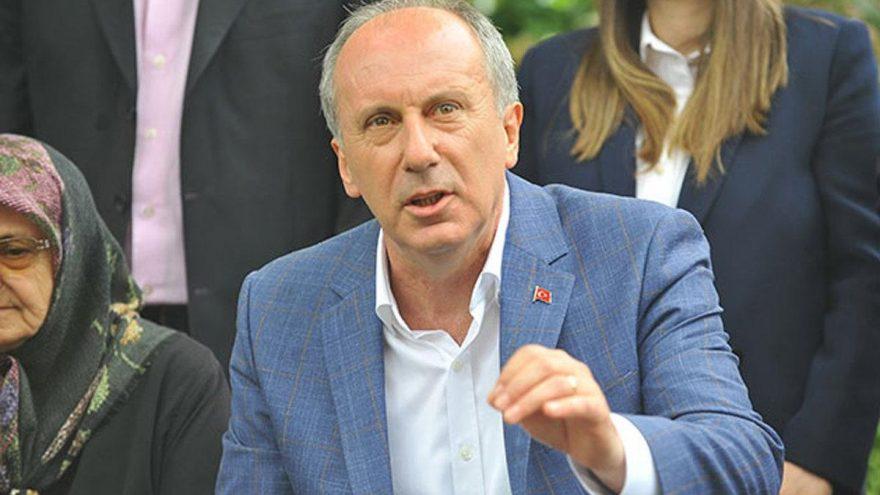 Muharrem İnce'den hem Erdoğan'a hem de CHP'ye yanıt! - Güncel haberler