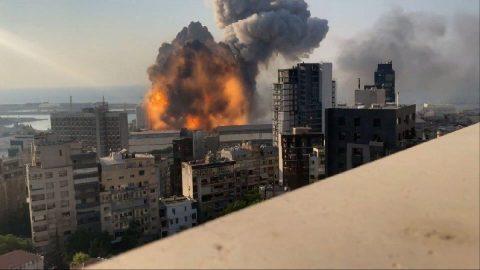 Beyrut'taki patlamayla ilgili amonyum nitratın alıcısı konuştu: Siparişi biz verdik ama...