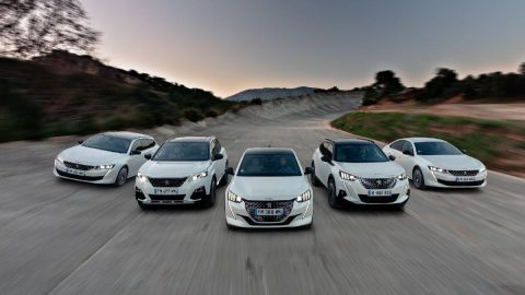 Peugeot'un hedefi 2023'te Amerika pazarı...