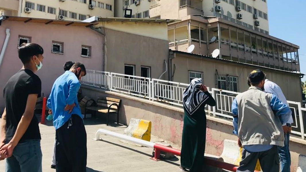 Diyarbakır'da 'corona virüsü tedbirsizliği' boyut atladı