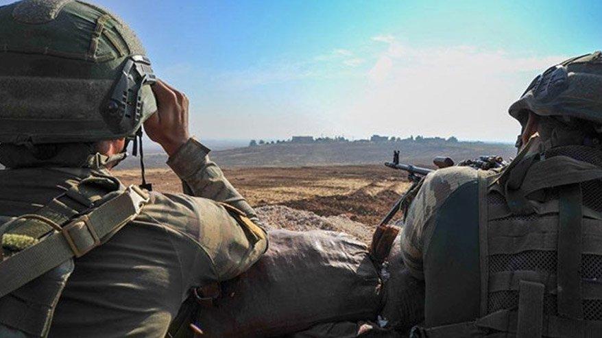 MSB: Zeytin Dalı bölgesinde 2 terörist gözaltına alındı!