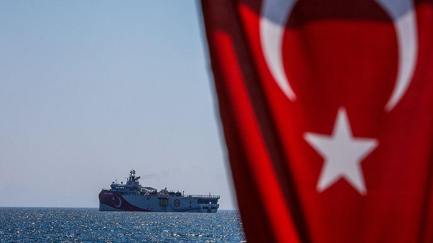 Son dakika! Oruç Reis gemisi için Navtex ilan edildi