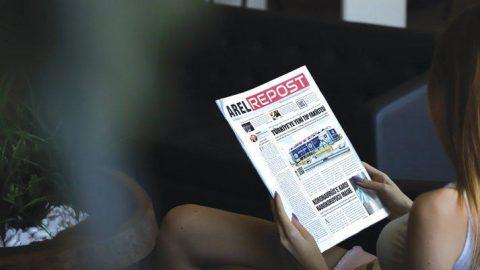 Yeni nesil gazete: ArelRepost