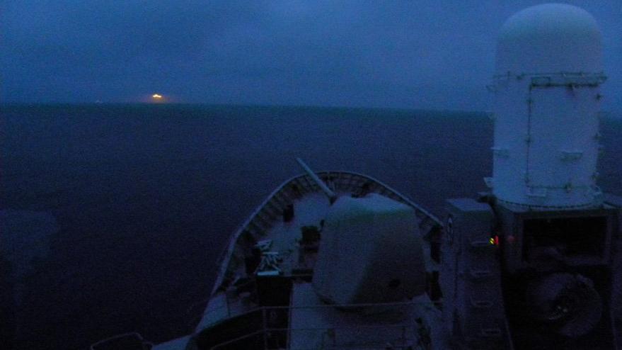 Akdeniz'de gerilim... Yunan basını: Yunan fırkateynleri hazır