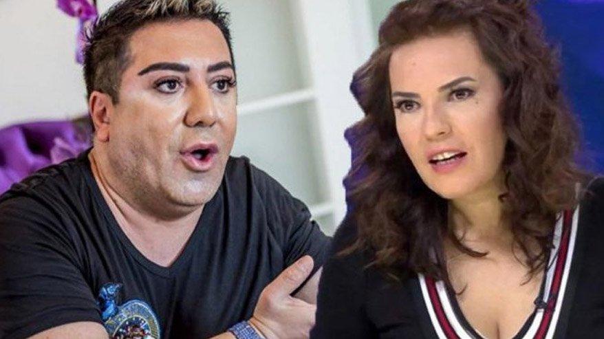 Yeşim Salkım'dan Murat Övüç hakkında suç duyurusu!