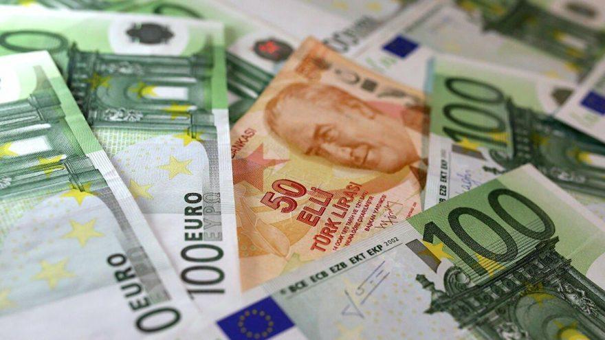 WSJ: Türk Lirası'nın düşüşü, euro için endişeleri artırdı