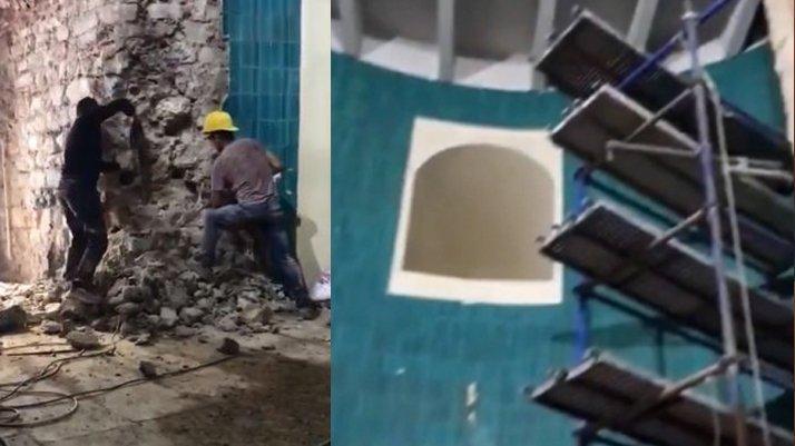 Galata Kulesi'nde tartışmalı restorasyon