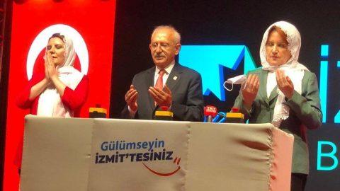 Kılıçdaroğlu ve Akşener'den önemli açıklamalar