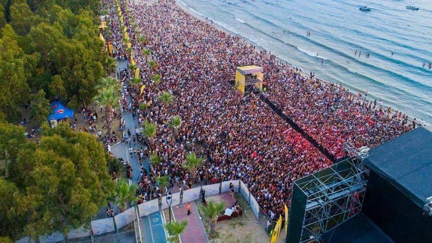 Vaka sayıları arttı, Gençlik Festivali iptal edildi