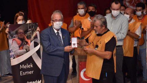 57. Alay'ın kahraman komutanı Hüseyin Avni'ye vefa programı düzenlendi