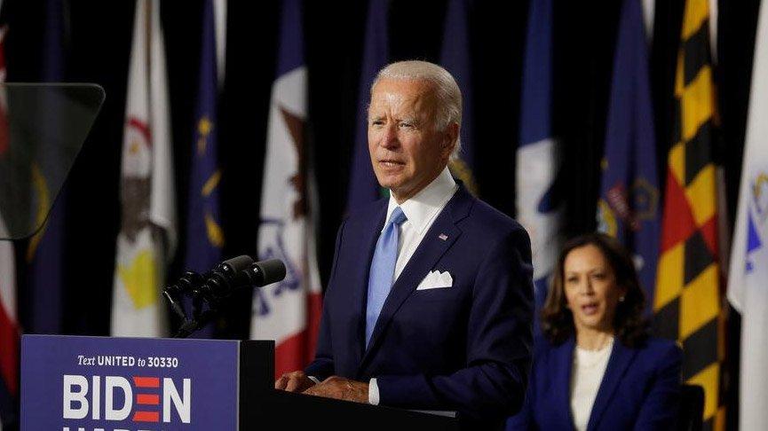 Joe Biden'ın Türkiye hakkındaki sözlerine partilerden tepki!